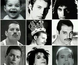 Freddie Mercury, legend, and icons image
