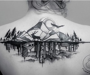 awesome, back, and city image