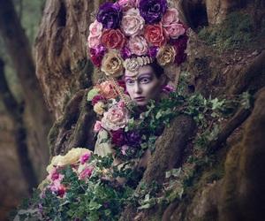 nature and dark beauty magazine image