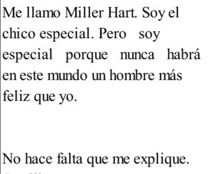 miller hart, una noche 3, and el chico especial image