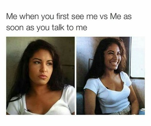 funny, me, and selena image