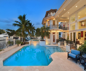 beautiful, dream home, and florida image