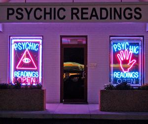 grunge, psychic, and light image