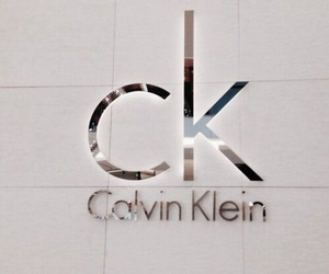 Calvin Klein, CK, and luxury image