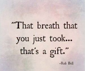 quote, life, and breath image