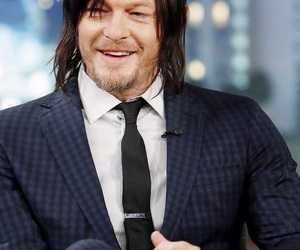 norman reedus, twd, and daryl image