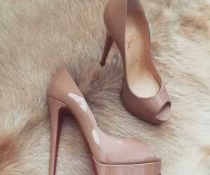 classy, louboutin, and fashion image