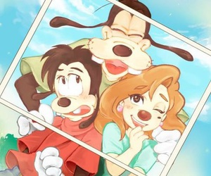 disney, max, and family image