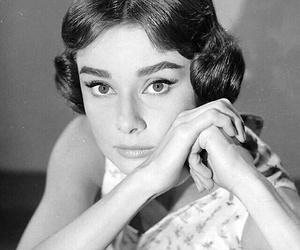 audrey hepburn, beautiful, and vintage image