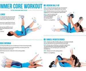 EXCERCISE, fitness, and workout image