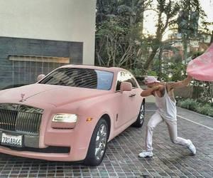 pink, car, and dab image