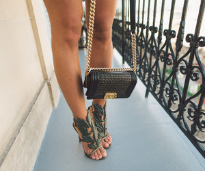 fashion, high heels, and janni deler image