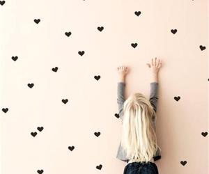 hearts, heart, and kids image
