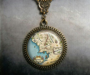 accessories, jewelry, and map image