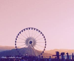 festival, summer, and coachella image