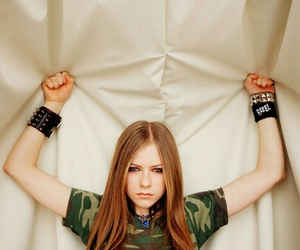 Avril Lavigne, let go, and music image
