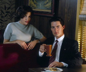Kyle MacLachlan, Twin Peaks, and dale cooper image