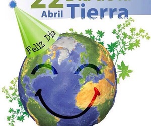 earthday and diadelatierra image