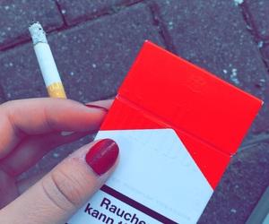 smoke, zigaretten, and cigaretts image