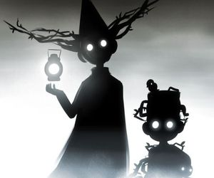 Greg, the beast, and wirt image