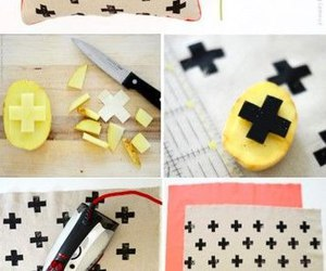 diy, pillow, and Easy image