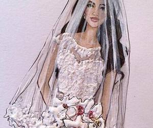wedding, art, and style image