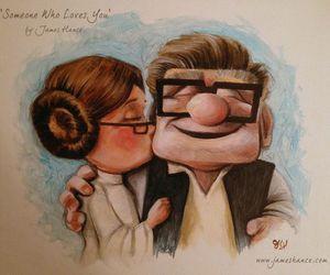 amazing, art, and couple image