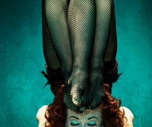 american, freak show, and horror image