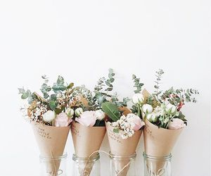 flowers, bouquet, and tumblr image