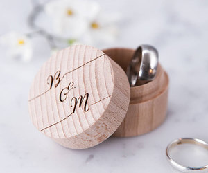 etsy, jewelry box, and wedding image