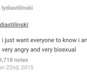 bisexuality, quotes, and love image