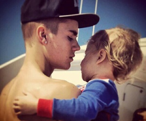 brothers, justin, and bieber family image