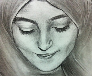 draws, pencil, and رسومات image