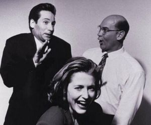 gillian anderson, x files, and x-files image