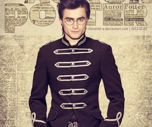 harry potter, auror, and daniel radcliffe image