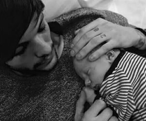 louistomlinson, daddy&son, and freddietomlinson image