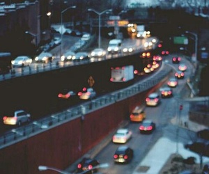 car, light, and city image