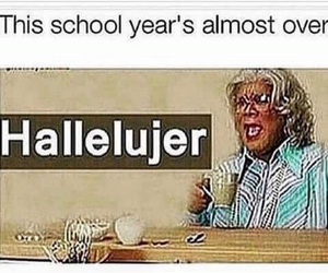 hallelujah, summer, and can't wait image