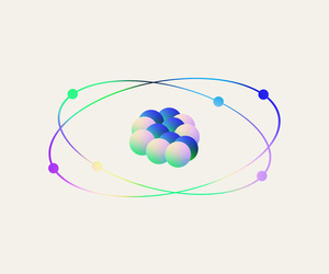 atoms, chemistry, and elements image