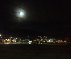 beautiful, moon, and chile image