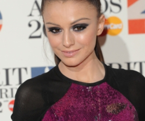 brit awards and cher lloyd image