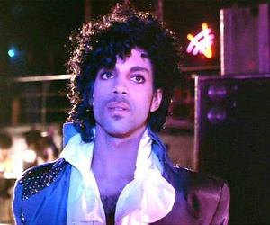 prince, purple rain, and music image