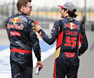 f1, formula 1, and red bull racing image