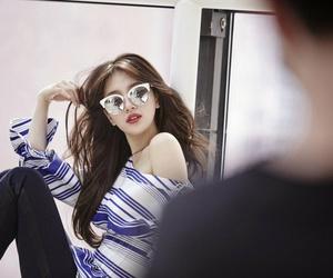 beautiful, girl, and JYP image