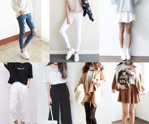 clothes, dress, and korea image