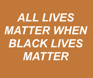 brown, racism, and thoughts image