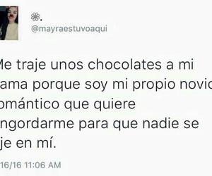 amor, chicas, and chocolates image