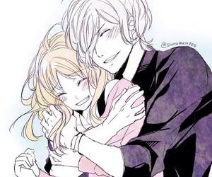 diabolik lovers, anime, and subaru sakamaki image