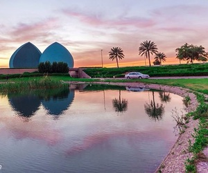baghdad, love, and beauty image