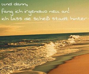 away, strand, and beach image